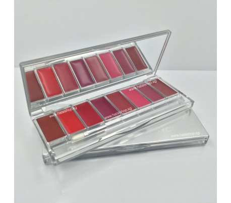 Lip Palette - Perfect Red