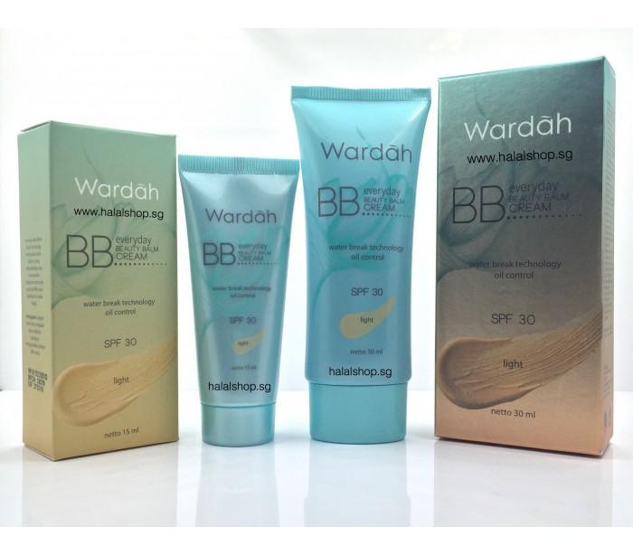 Wardah Everyday Bb Cream Light 15ml - Daftar Update Harga