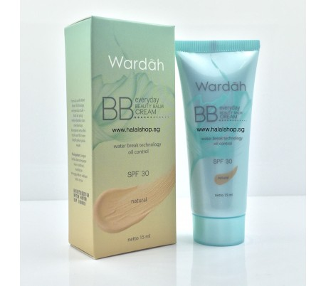 Halal Cosmetics Singapore - WARDAH Everyday Beauty Balm
