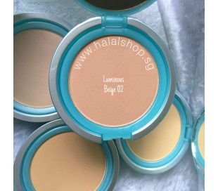 Everyday Luminous Two Way Cake - 02 Beige