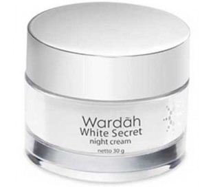White Secret Night Cream - 30gm